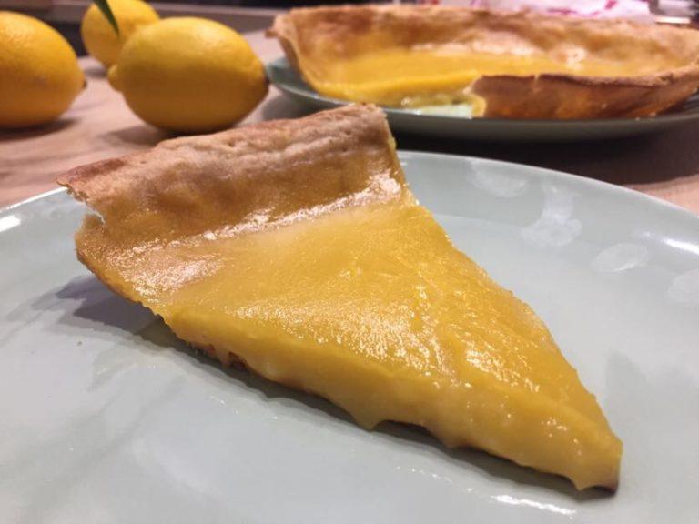 La meilleure tarte au citron ultra fondante et réconfortante