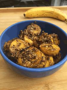 recette alloco, une recette de banane plantain de côte d'ivoire