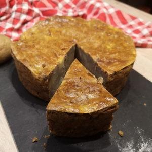 kouign patatez, la recette de la galette de pomme de terre bretonne