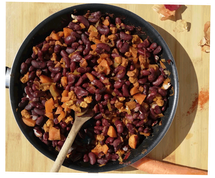 recette de chili carne du mexique