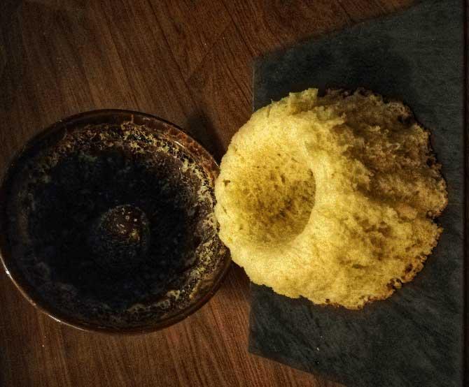 recette du gâteau battu de Picardie