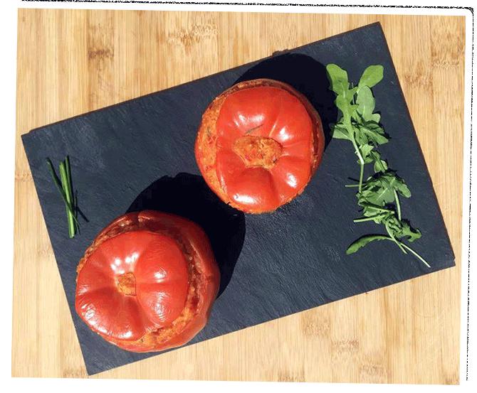 recette de tomate farcie au quinoa