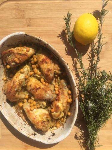 recette d'afrique poulet yassa