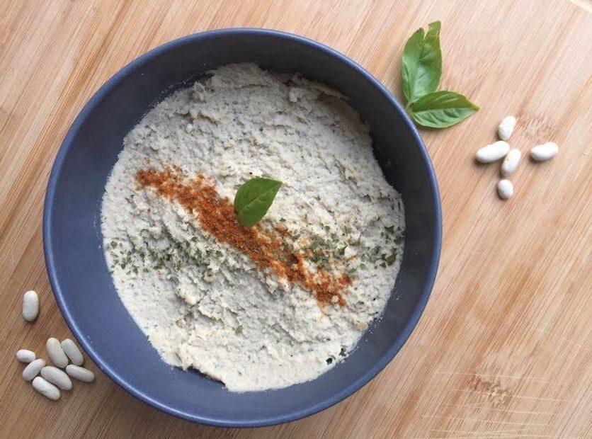 houmous haricot blanc