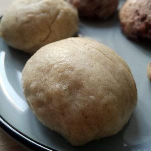bao à la pâte de haricot rouge
