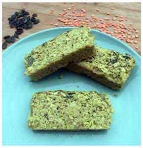 recette du cake aux graines de chanvre