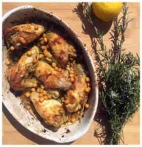 poulet yassa la recette du sénégal