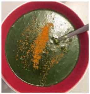soupe anti gaspi fane de legume